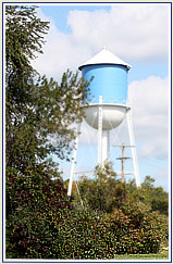 Triumph Industrial Park Water Tower